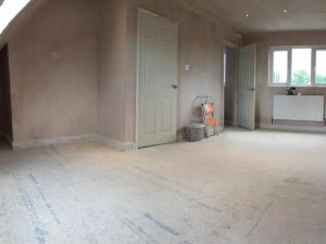 Loft conversion interior build - Walsall