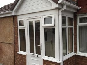 Porch & Garage - Wednesbury