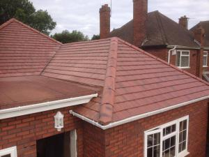 Roofing work - West Bromwich